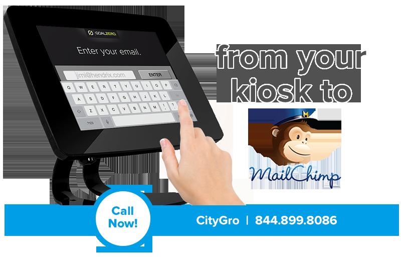 CityGro and MailChimp