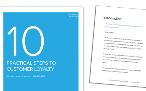 10 practical steps to customer loyalty