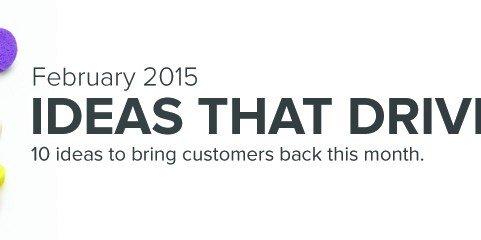 Marketing ideas for February