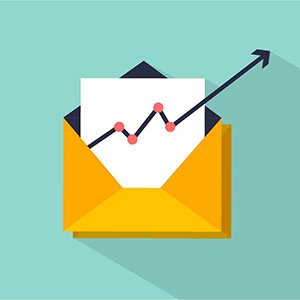 automate messages with email graphic