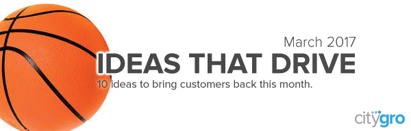 Marketing ideas that drive image